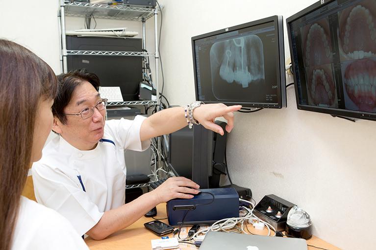 1.歯周病の専門医・指導医が提供するレベルの高い治療